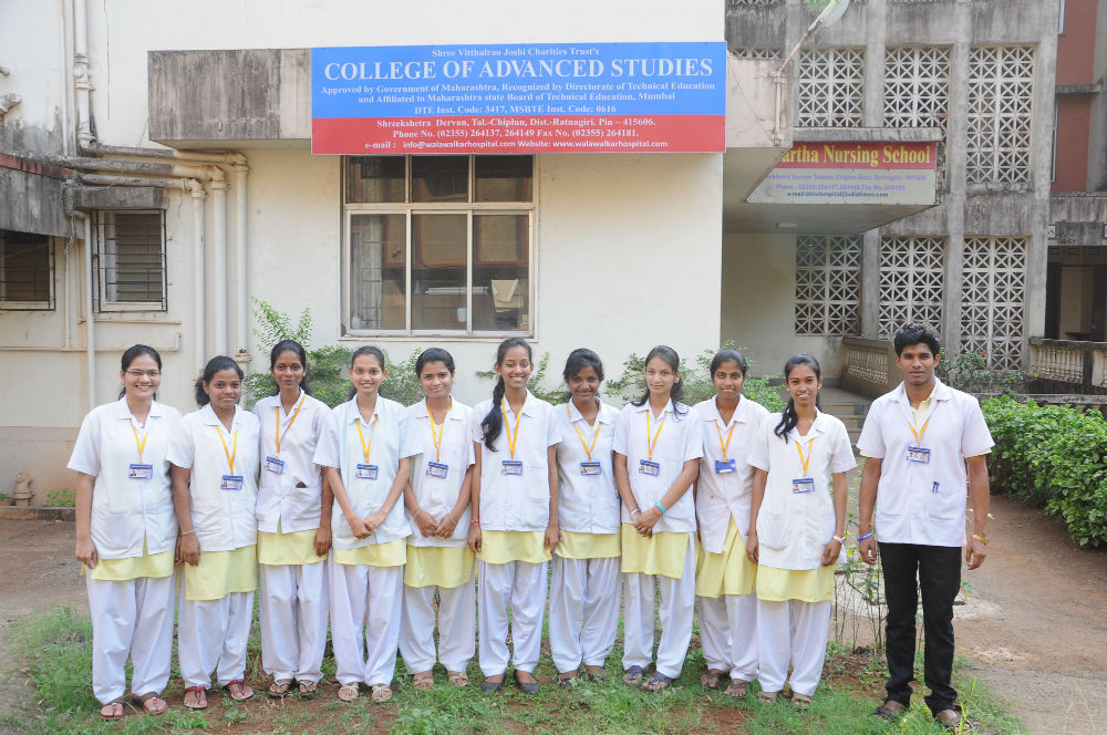 Shri Vithalrao Joshi Charities Trust's College of Advanced Studies