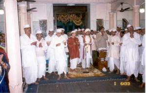 Palkhi Utsav of Shree Sadguru Baba Maharaj