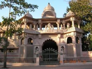Shree Sadguru Digambardas Maharaj Samadhi Mandir