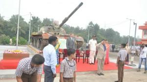 War Trophy T-55 Anurag